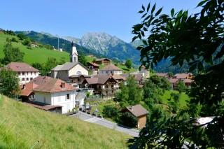 Das Dorf und das Tal