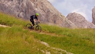 Aktivitäten in den Bergen