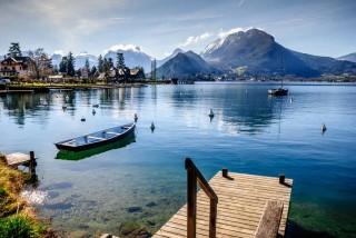 Seen & Gebirge