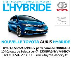 Partenaire Toyota