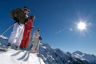 Ski découverte
