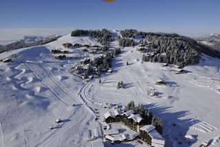 Ski Gebiet