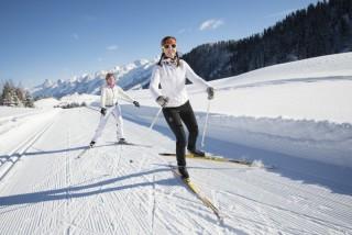 Skipass für Skilanglauf