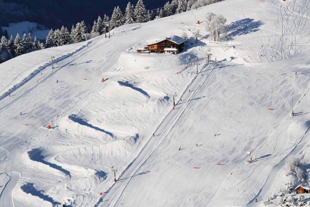 Snowpark / Boardercross