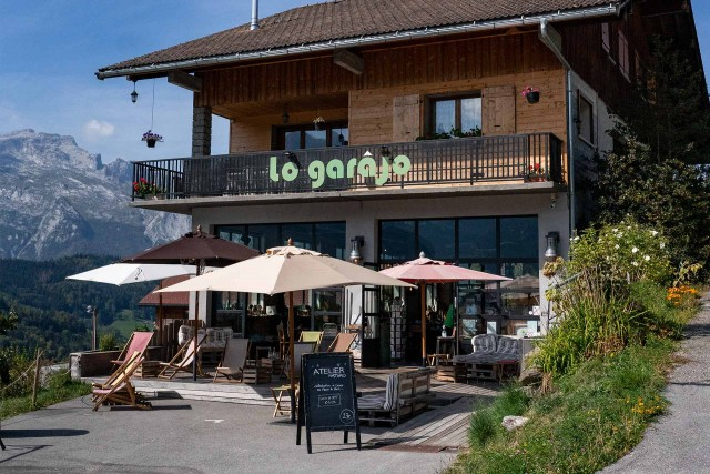 Café-Concept Lo Garajo