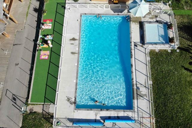 Col de Merdassier Schwimmbad