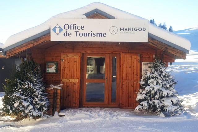 Informationspunkt Col de Merdassier
