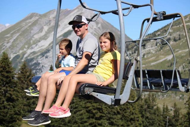 Pedestrian Chairlifts