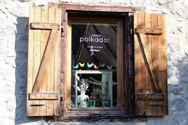 Atelier Céramique Polkadot