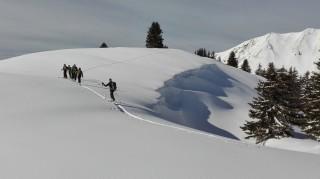 Suly Ski Trail 2018