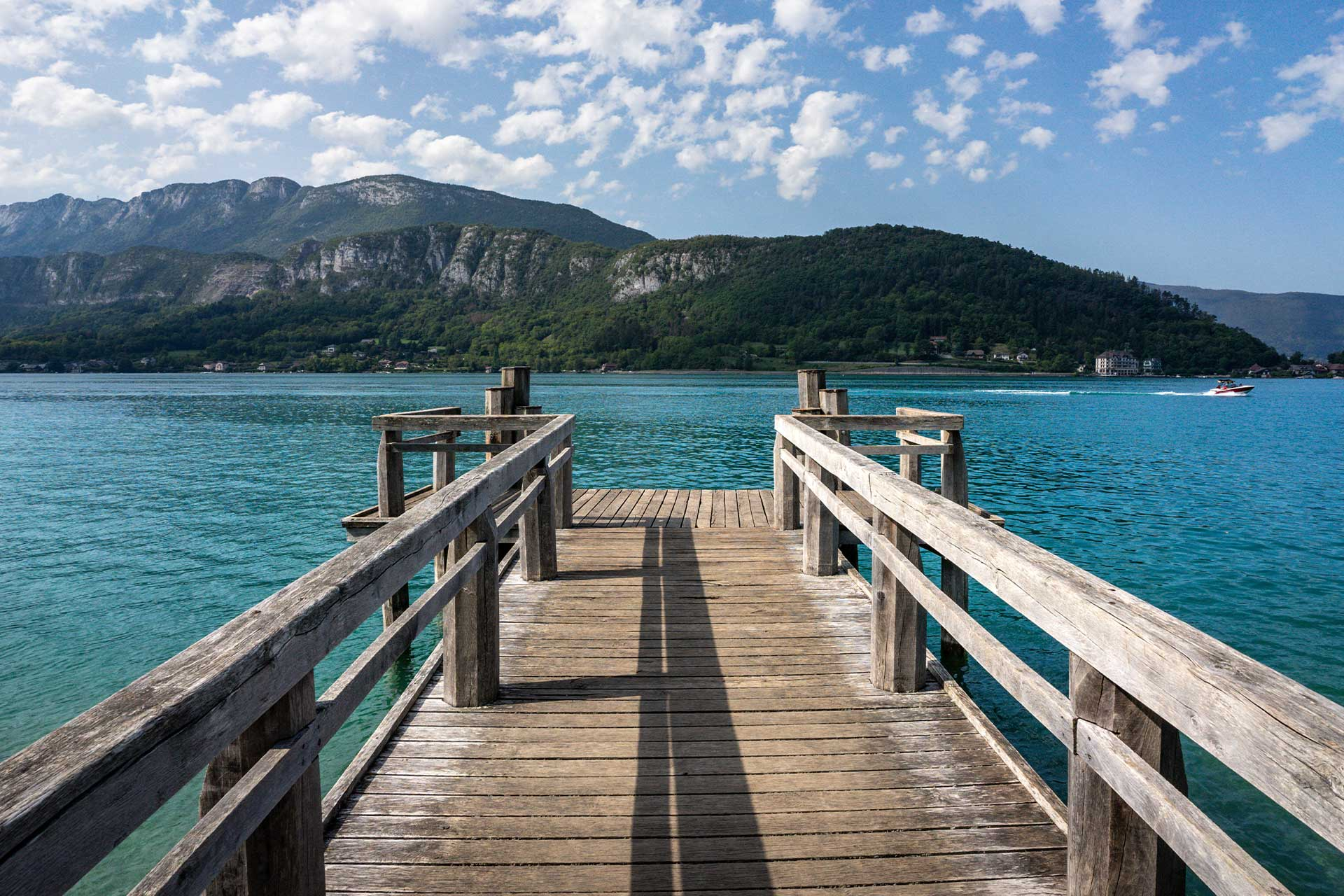 Annecy Mountains - © Tas2Cailloux