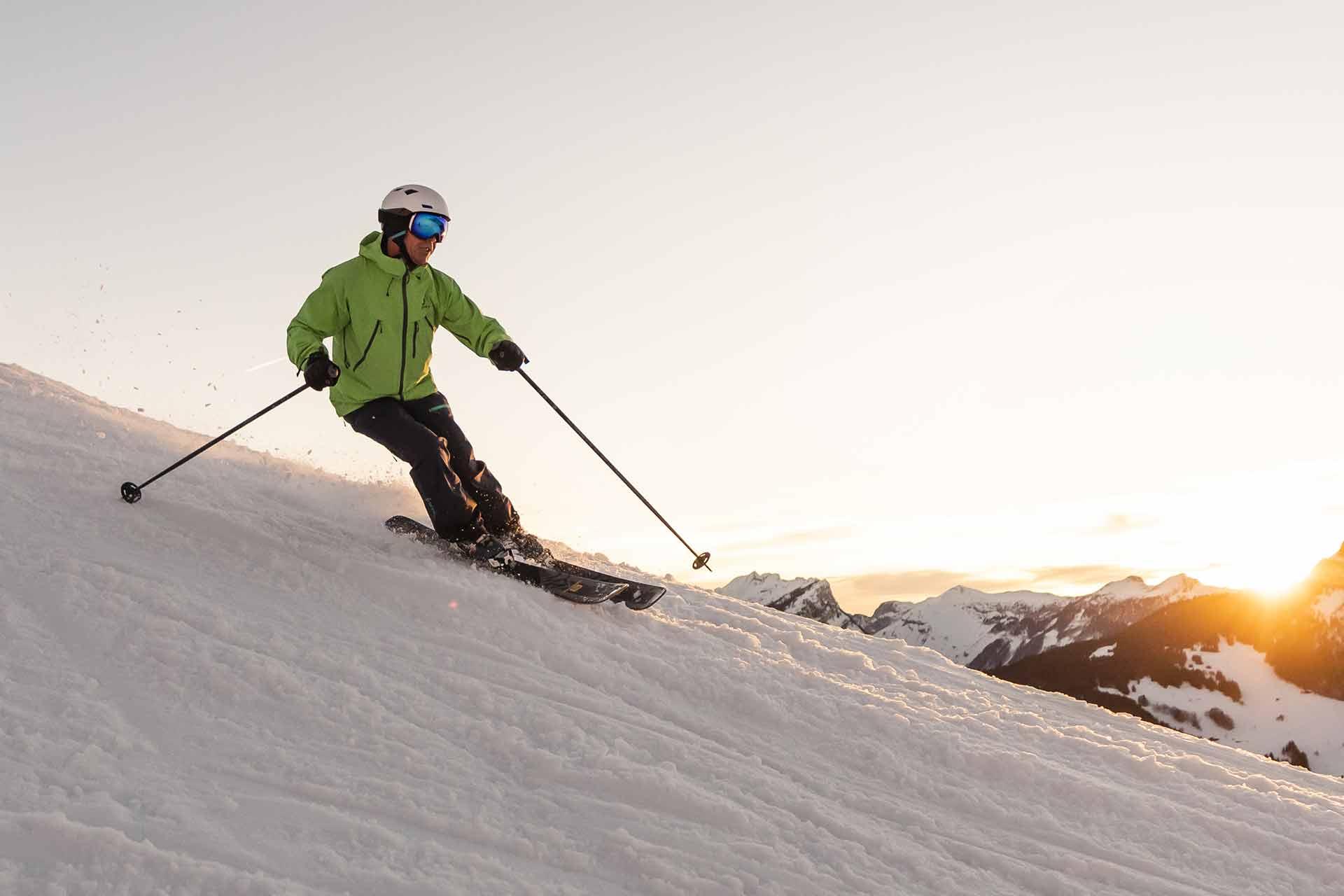 Manigod Skigebiet - © Alpcat Medias