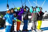 Die französische Skischule Manigod