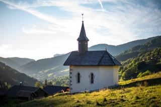 Chapelle de La Charmette