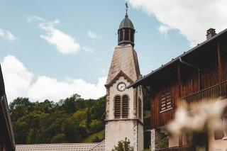Eglise de Manigod