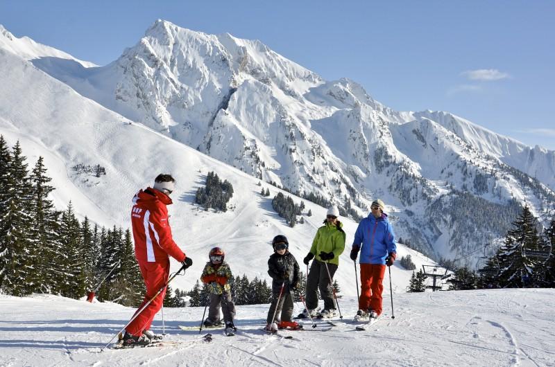 ESF Ski School Manigod