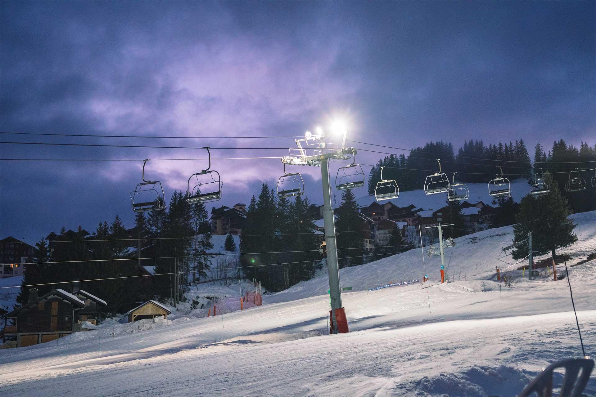 Privatization of the ski area - © Esprits Outdoor