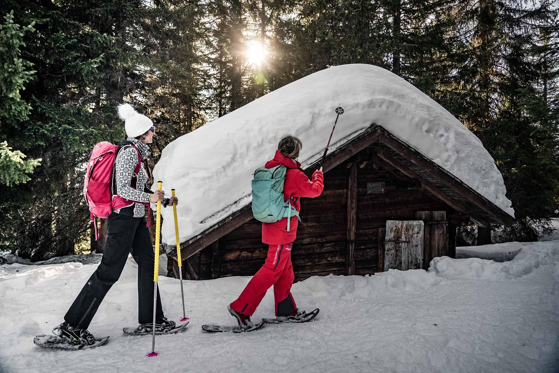 Schneeschuhe - © Esprits Outdoor