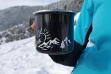 Mug Outdoor logoté Manigod