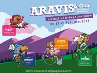 Aravis et Cies 10e édition