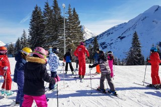 French Ski School