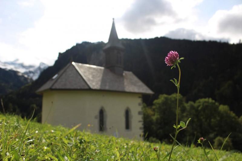 Sur la route des chapelles