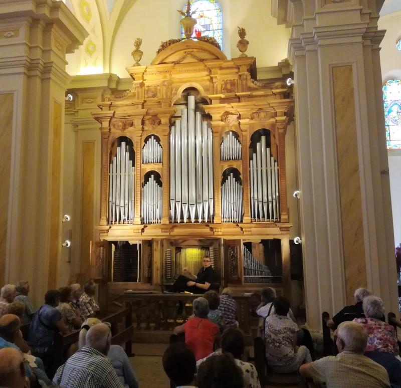 visite orgue