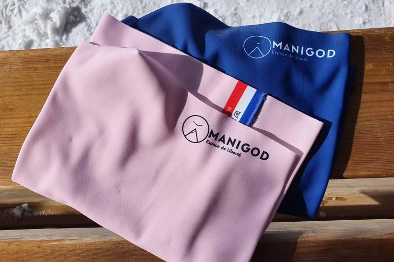 Manigod Logo Nackenbügel